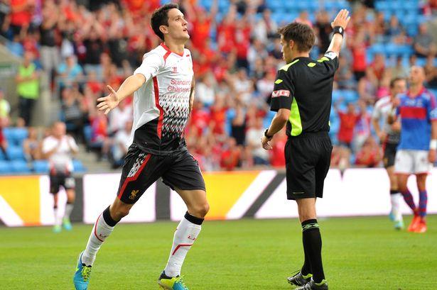 Lazio chega a acordo com o Liverpool por jovem espanhol, diz jornalista