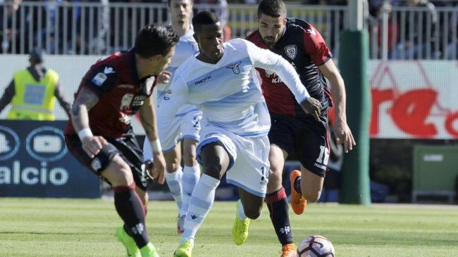 Em jogo de poucas chances, Cagliari e Lazio ficam no zero na Sardenha