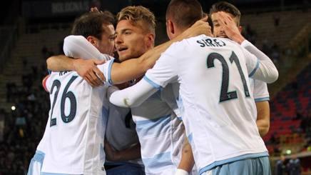 Lazio vence Bologna fora de casa e sobe para quarto lugar