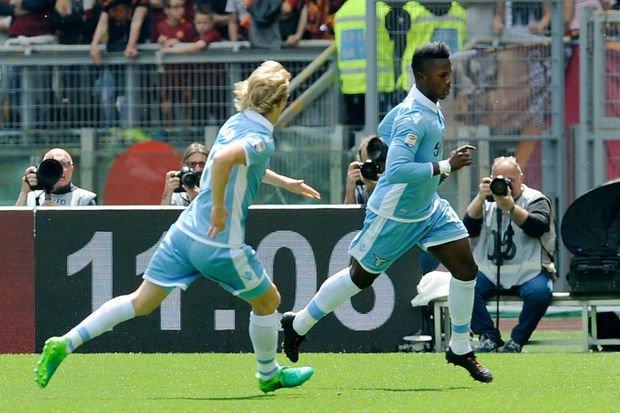 Keita brilha e Lazio supera Roma novamente nesta temporada!