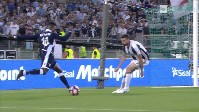 Lazio não consegue superar Juventus e perde o título da Coppa Italia