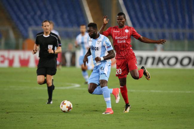 Lazio vence Zulte-Waregem e segue 100% na Europa League