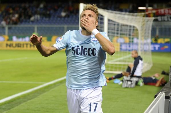 Artilheiro renovado, Immobile está a um passo de renovar com a Lazio