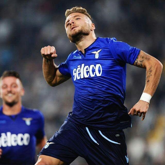 Com dois de Immobile, Lazio quebra tabu e volta a vencer a Juventus em Turim