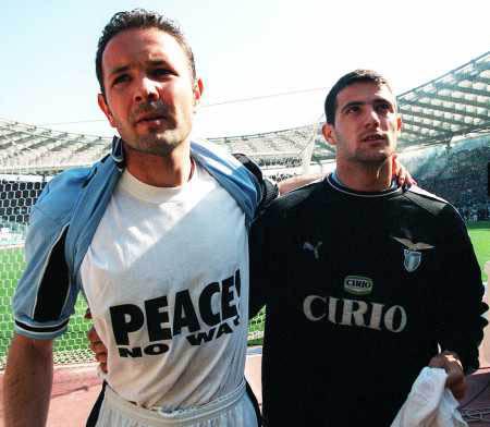 Montamos uma Lazio só com jogadores do Leste Europeu