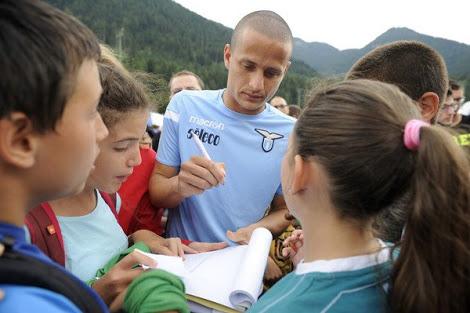 A história de Luiz Felipe: da Série D para a Lazio em um ano