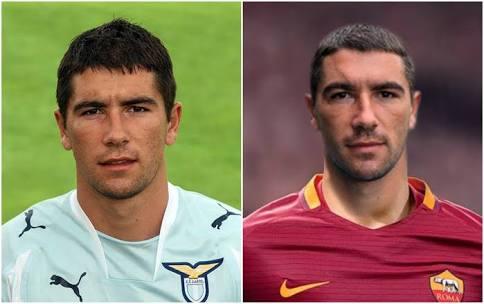 Não só Kolarov: conheça os jogadores que vestiram as duas cores do Derby di Roma